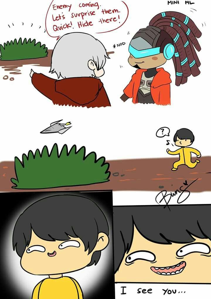 3677b6a8fb858cf7222be597d6cd0e9e - I just realized that Chou is always the meme king😹