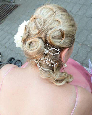 Wedding hairstyle.... svatební účes