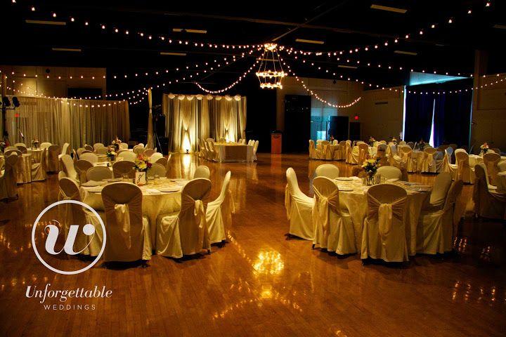 Unforgettable Weddings Sudbury Ontario Wedding Decor, Party Decor, Special Event Decor Ceiling lights Barn Lights Hanging lights #masonjars #weddingdecor #wedding #decor