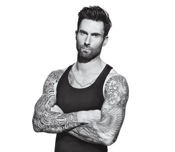 The Adam Levine Workout