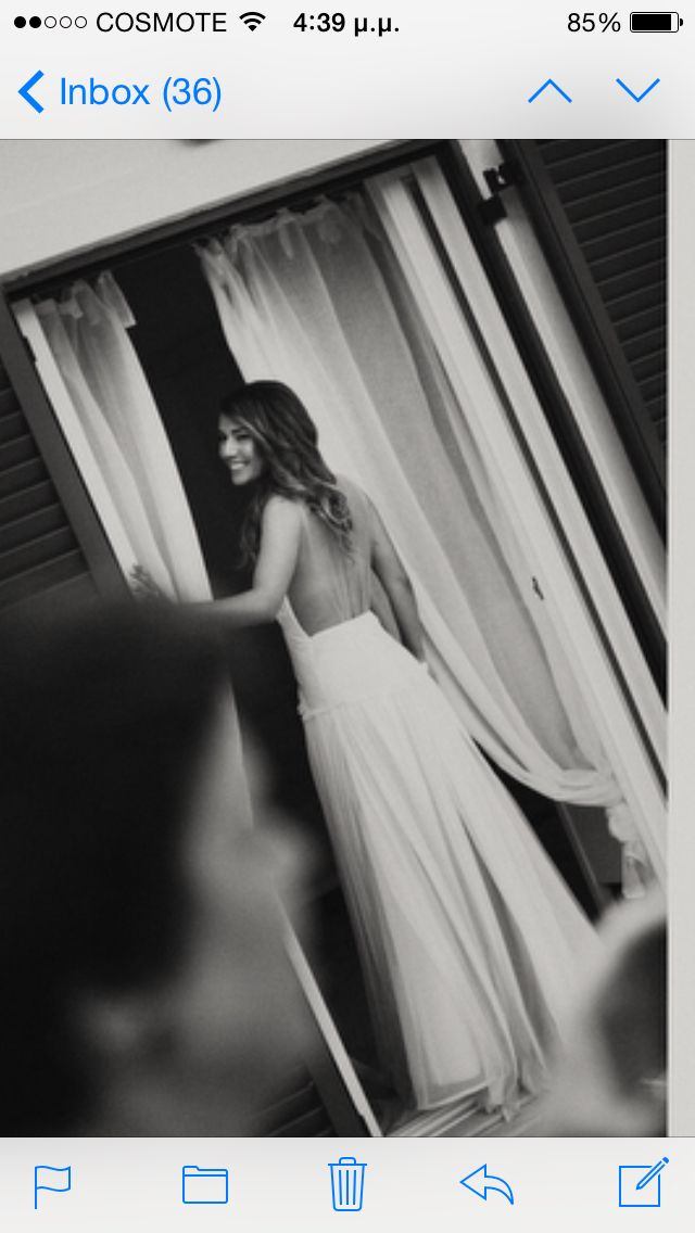 My wedding dress-bridal collection by @theknls
