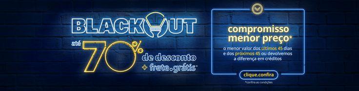 Walmart.com Blackout de preços - Até 70% de Desconto