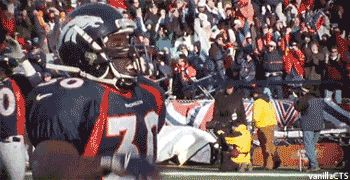 4. The Mile High Salute is the greatest touchdown celebration of all time!