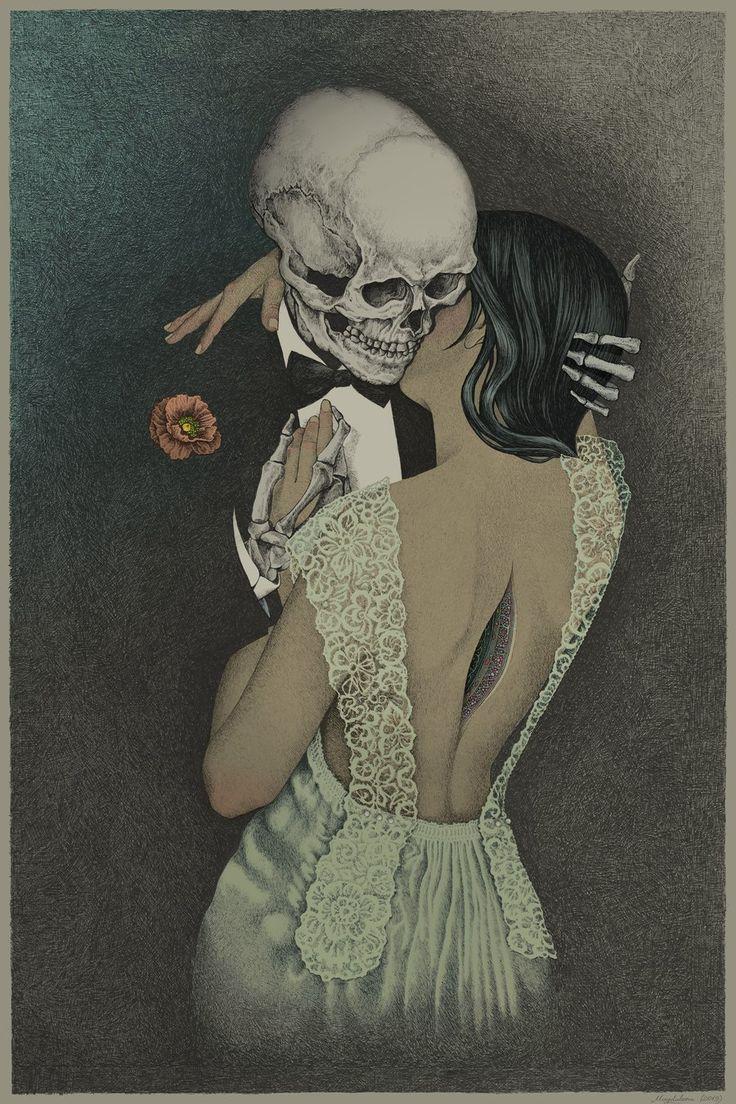 """Danse Macabre"" (Magdalena Korzeniewska)                                                                                                                                                                                 More"