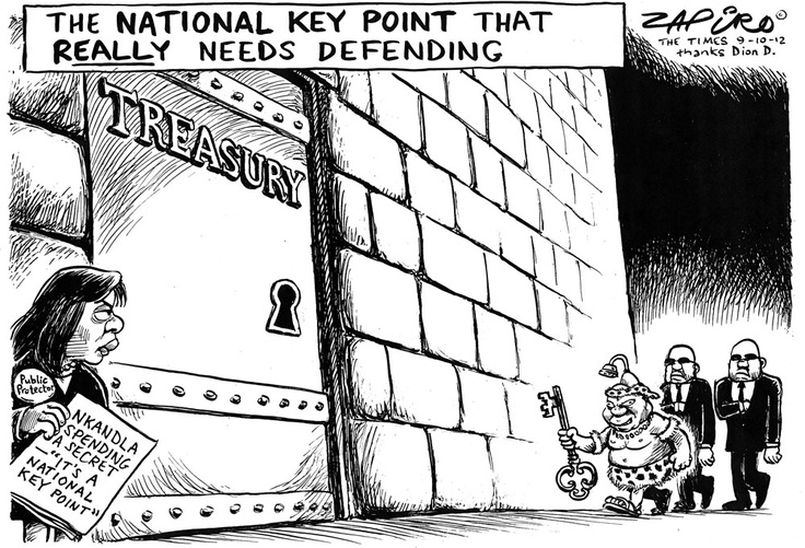 Copy Right Mail and Guardian -Zapiro