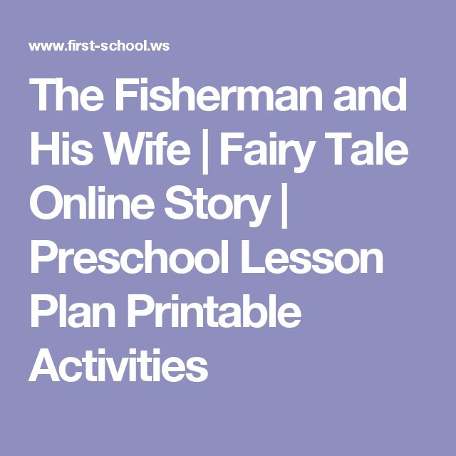 the fisherman and his wife fairy tale online story. Black Bedroom Furniture Sets. Home Design Ideas