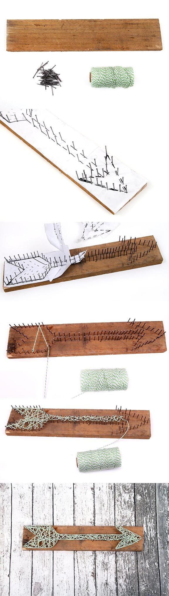 string art designs step by step