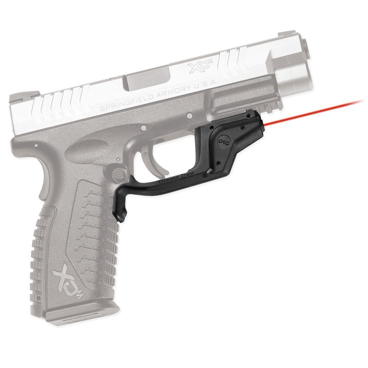 Laser Sight for Springfield Armory XDM and XD   Official Crimson Trace Find our speedloader now!  http://www.amazon.com/shops/raeind