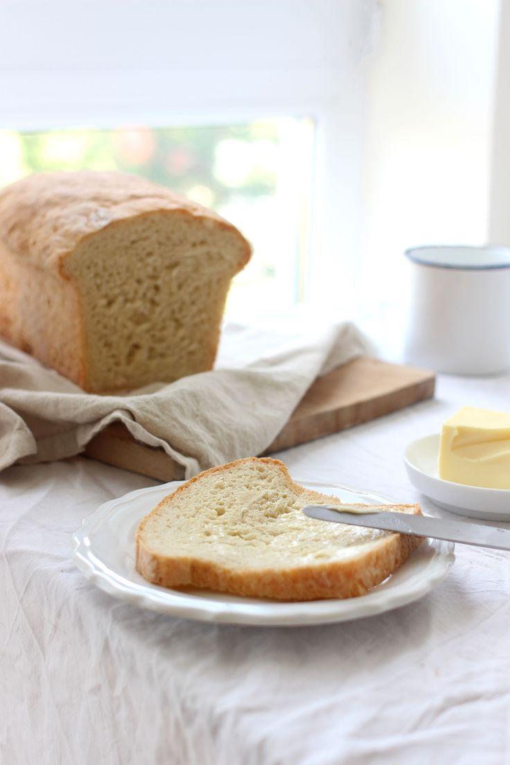 Dinkel-Joghurt-Brot, fruktosearm, laktosefrei