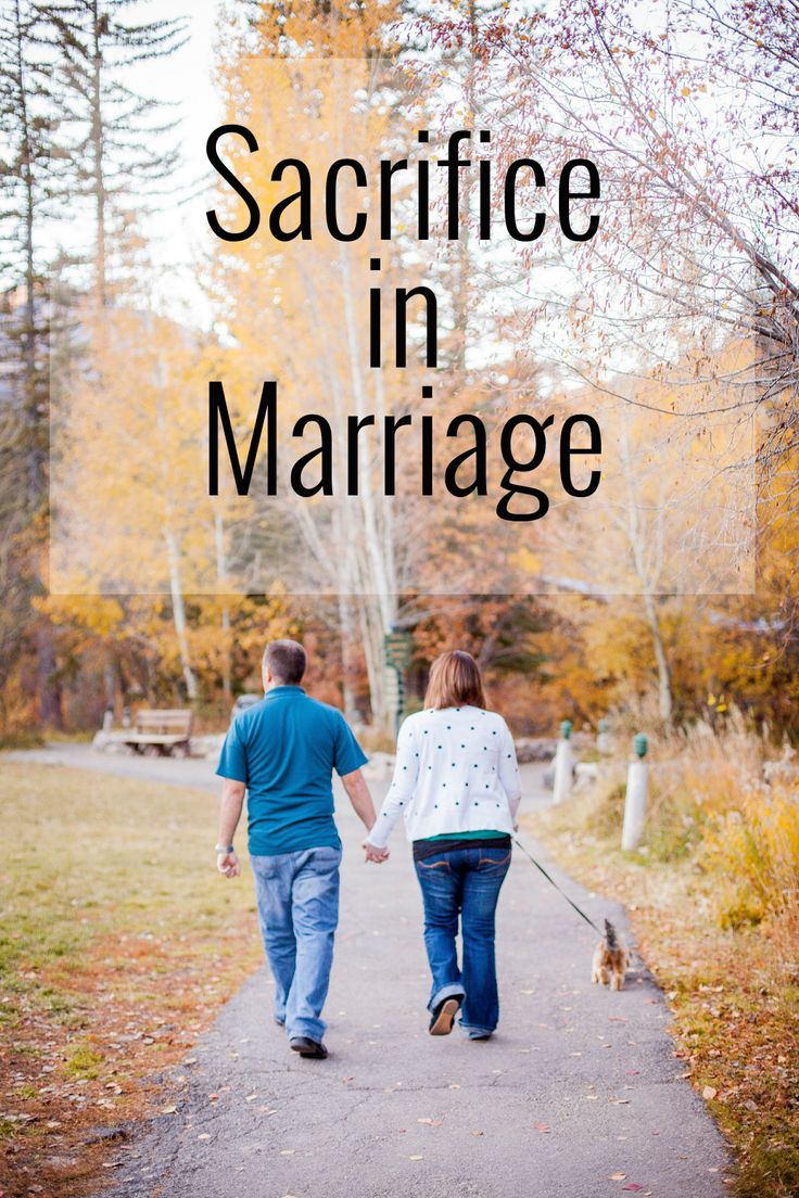 a look at sacrifices couples makes in marriage relationships People with low self-esteem end up regretting sacrifices they make, big or small,  in relationships  the results appear in the journal, social psychological and  personality science  130 couples in the netherlands participated in the study,  first filling out emotional assessments  most weren't married.