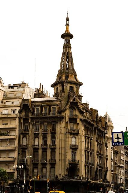 Confiteria El Molino, Buenos Aires, Argentina.