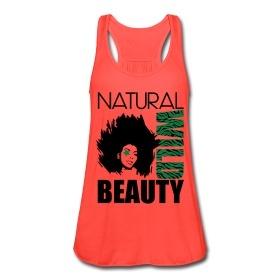Natural Beauty, natural hair