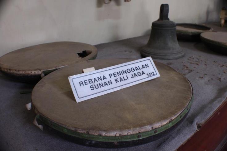 Rebana heritage Sunan Kali Jaga