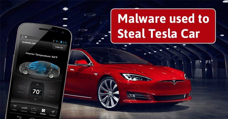 Researchers Show How to Steal Tesla Car remotely by Hacking into Owner's Smartphone http://thehackernews.com/2016/11/hacking-tesla-car.html … #security #android #malware