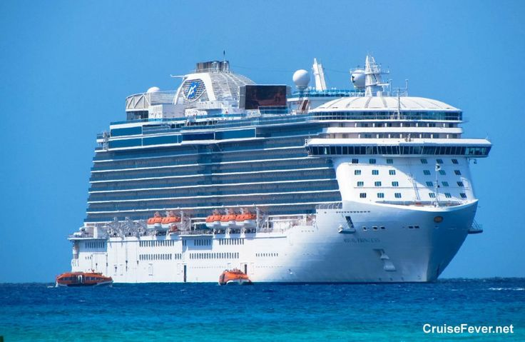 10 reasons why you should book a #cruise with Princess Cruises.