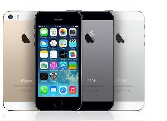 "Apple iPhone 5s 16GB, 32GB, or 64GB Smartphone with 4"" Retina Display (GSM Unlocked) (Refurbished)"