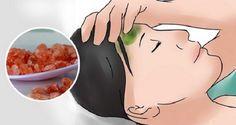 Produit naturel pour le soulagement de la migraine immédiate