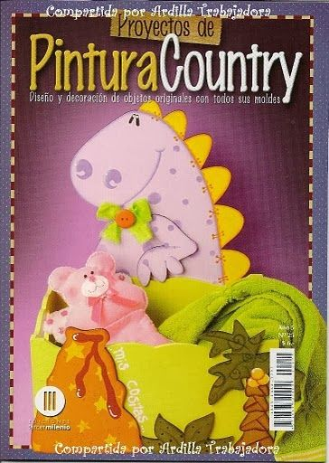 Revista gratis Pintura Country