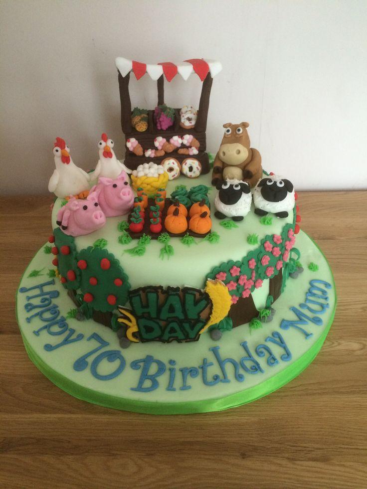 Hayday cake