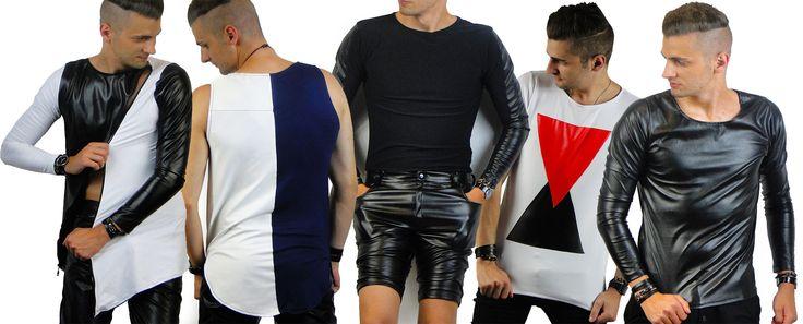 Haine pentru Barbati - Man Collection #fashion #leather #collection #clothing #new #design #men #unqiue #sensuals https://sensuals.ro/13-haine-barbati