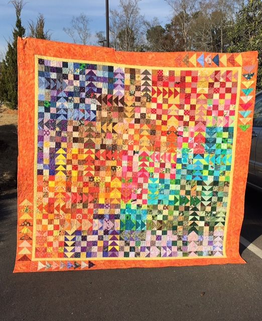 8 best Geese Migration Quilt images on Pinterest | Colours, Autumn ... : migrating geese quilt pattern - Adamdwight.com