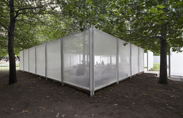 Gallery of Garden Wall Pavilion / Retallack Thompson & Other Architects – 3