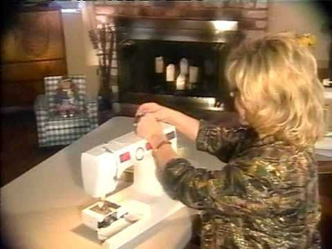 ▶ How to Thread a Sewing Machine - YouTube