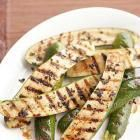 Grilled Herbed Zucchini