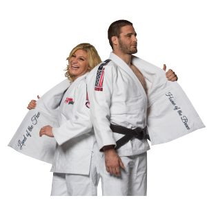FUJI Sports USA Judo Single Weave Gi #FWUS