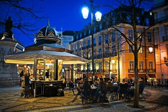 Largo Camões | Lisbon
