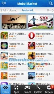 Ứng dụng mobo market cho điện thoại android, cực kỳ hữu ích