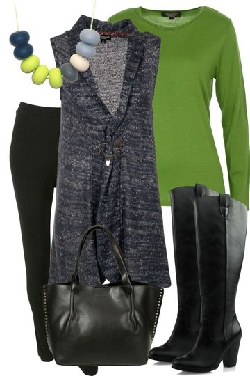 Work-smart-casual-outfit-ponti-pants-wool-top-with-vest-layering-boots-threadz_brand_image