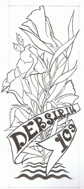 Art Yellow Oleander form Ink on Paper by Sittichai Pijitam (cycnas)