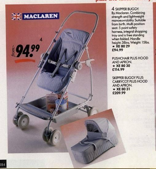 Hi I'm looking for some older baby stuff if you've got an old pushchair in your shed or a box full of clothes I will take a look at it. I will consider…