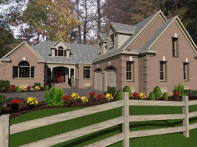 Daytime View Of TurboFloorPlan Home Design. Part 83