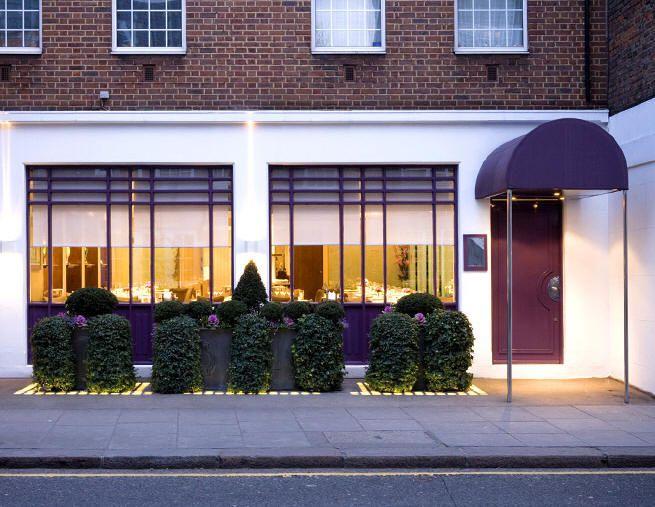 Eat at Restaurant Gordon Ramsay at Royal Hospital Road (three Michelin stars), Without kids :)