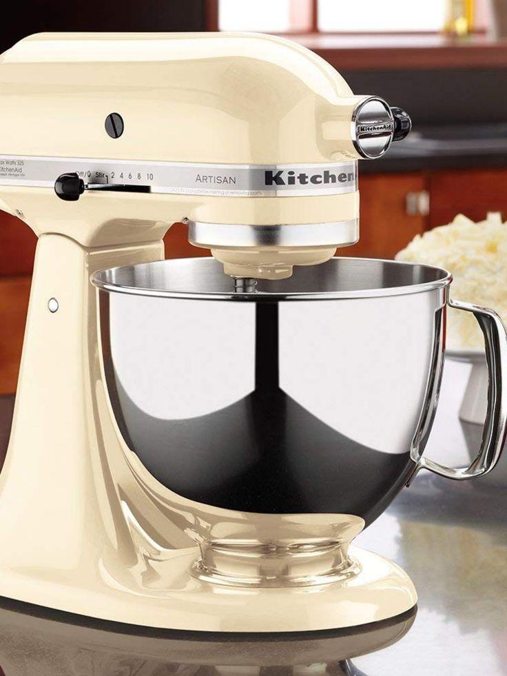 Kitchenaid ksm150psac artisan series 5qt stand mixer