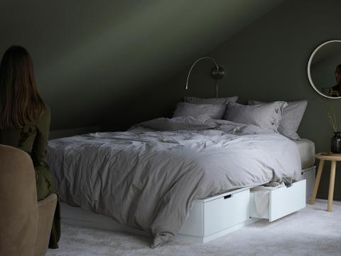 Wirkung Von Farben Im Schlafzimmer Ein Ratgeber Schlafzimmerfarben Ikea Mobel Zimmer