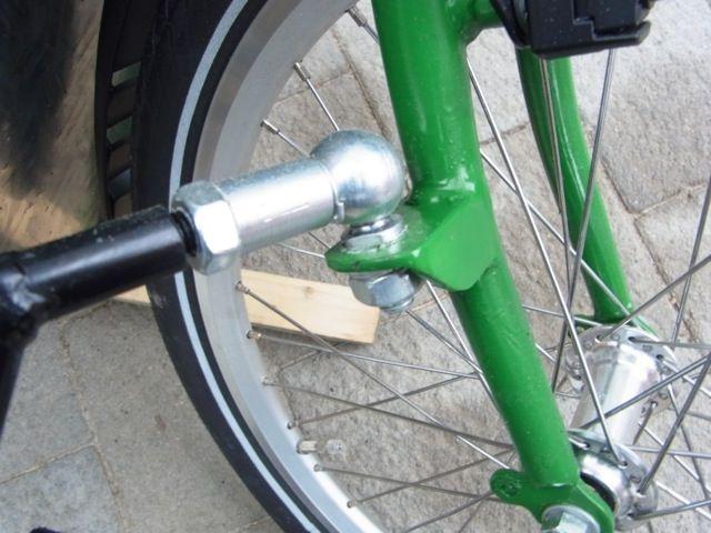 Pin von Ogni Metall auf Lastenrad