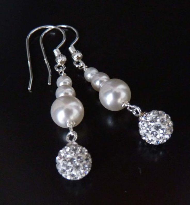Brautschmuck perlenkette  201 besten BRAUT & SCHMUCK & BRIDAL ACCESSOIRES Bilder auf ...