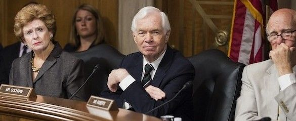 WTH?? #MSsen Thad Cochran Says He Grew Up Doing 'All Kinds Of Indecent Things With Animals'