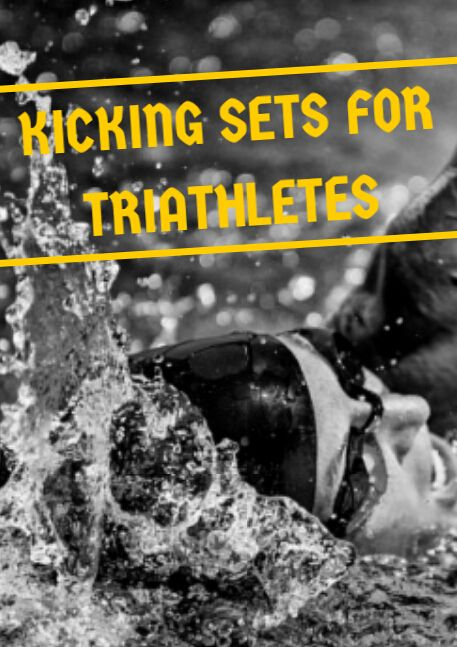 "A balanced kicking technique and proper leg strength are two key assets of elite triathletes. There are many specialty fins and kickboards to help you develop each properly. Generally, most triathletes hardly use their legs in the water. It makes sense because it conserves energy, but ultimately your legs can make a big difference in the open water. Click here to find ""Kicking Sets for Triathletes"" - http://www.active.com/triathlon/Articles/Kicking-Sets-for-Triathletes"