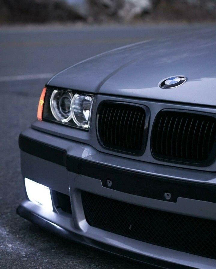 Bmw E36 M3 Grey Bmw Bmw E36 Bmw Bmw Cars