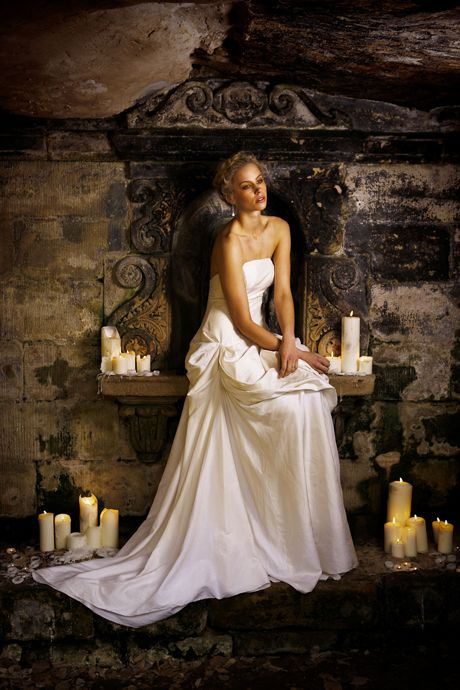 An Interview with Adam Dixon - couture wedding dress designer!
