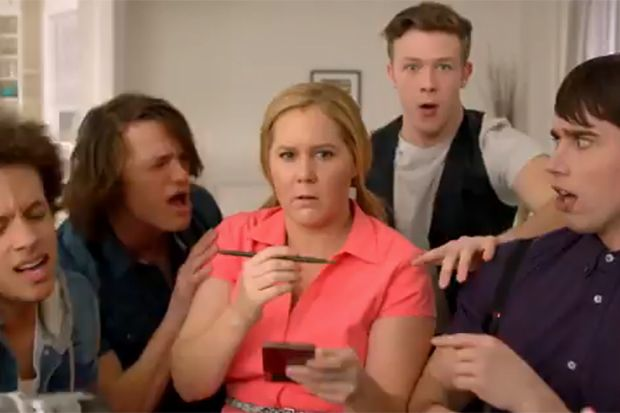 Amy Schumer's One Direction Parody About Guys Who Love Girls