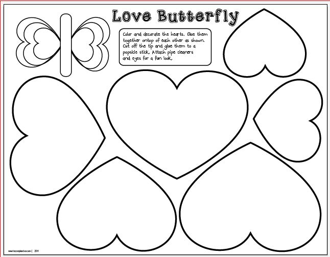 FREE Valentines Day Candy Heart Activities and Crafts