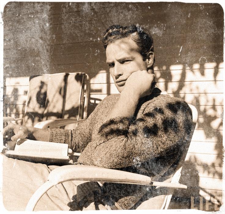 Marlon Brandos Homosexual Celebrity