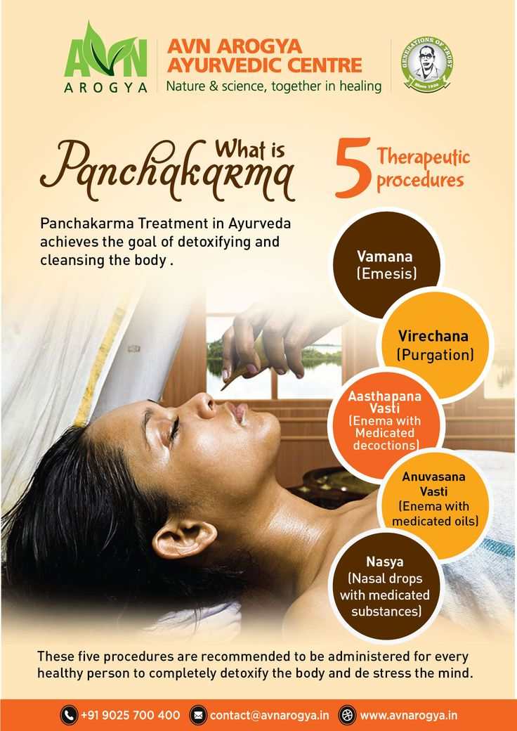 What is Panchakarma? Panchakarma can be taken as a wellness package as well as part of the prescribed treatment plan. We at AVN Arogya, offer the best Panchakarma Treatment as advised in the classic text books and in line with the current day requirements. They are designed to get rid of the toxins (detoxify) that are deep within the tissues so as to cleanse the body & invigorate the mind. #Ayurveda #Detoxification #India #Madurai