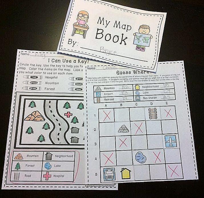 best 25 map skills ideas on pinterest teaching map skills map activities and teaching maps. Black Bedroom Furniture Sets. Home Design Ideas