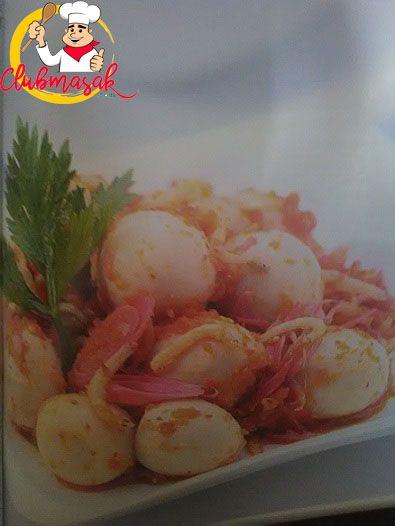 Resep Sambal Goreng Telur Kecombrang, Resep Masakan Sehari-Hari Dirumah, Club Masak